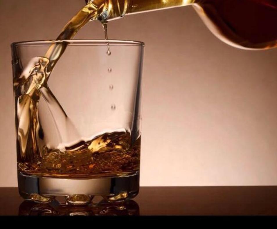 Libation Room drink