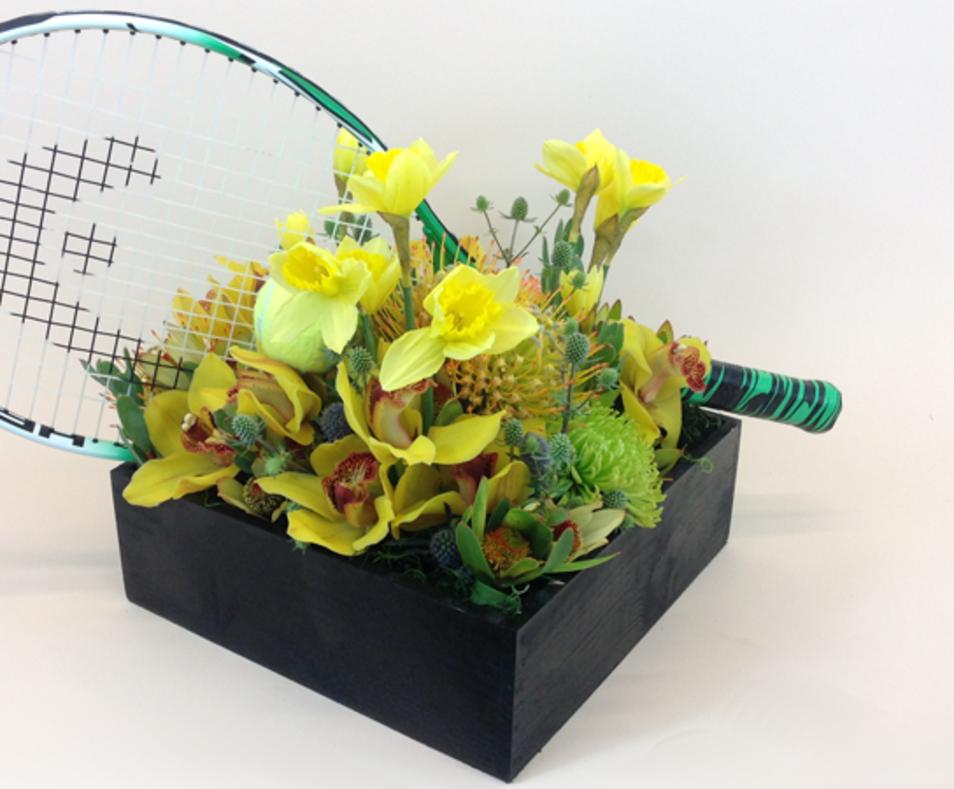 Racquet Arrangement