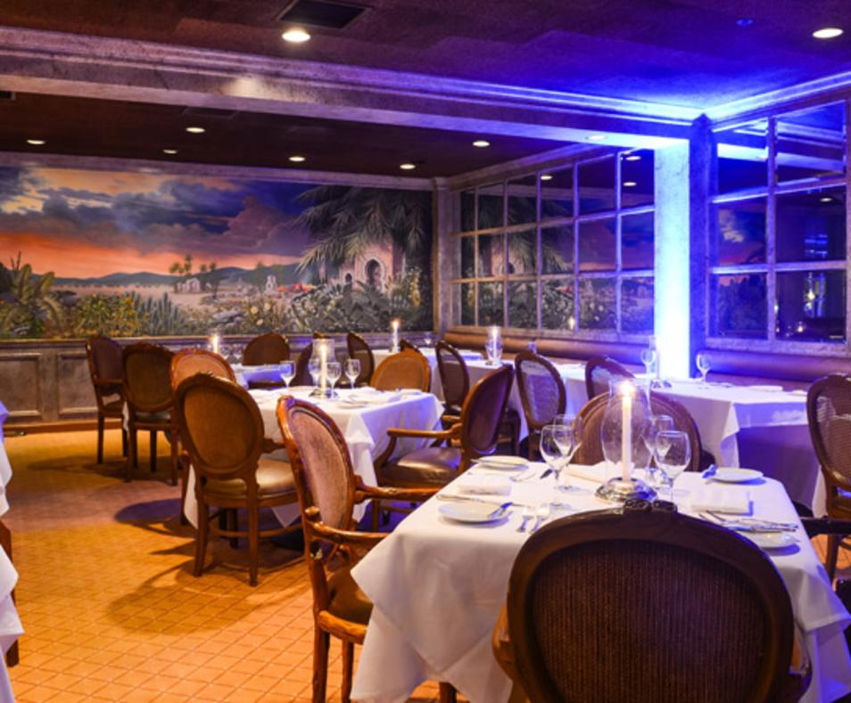 Sahara Lounge, Semi-Private