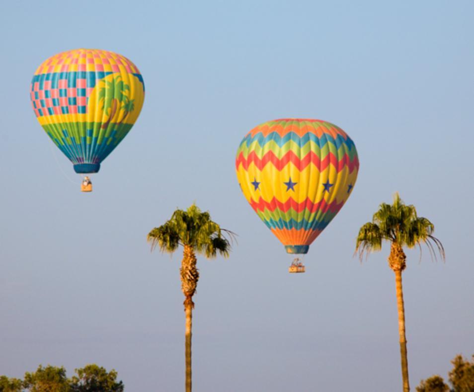 Fantasy Balloon Flights