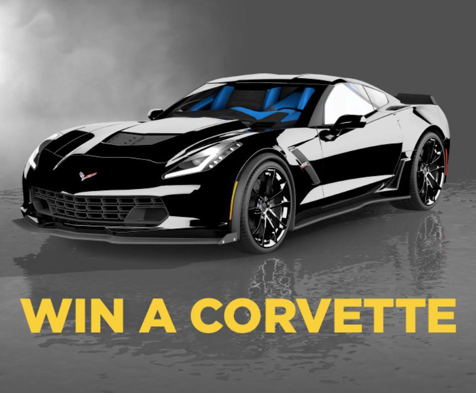 Win A Corvette