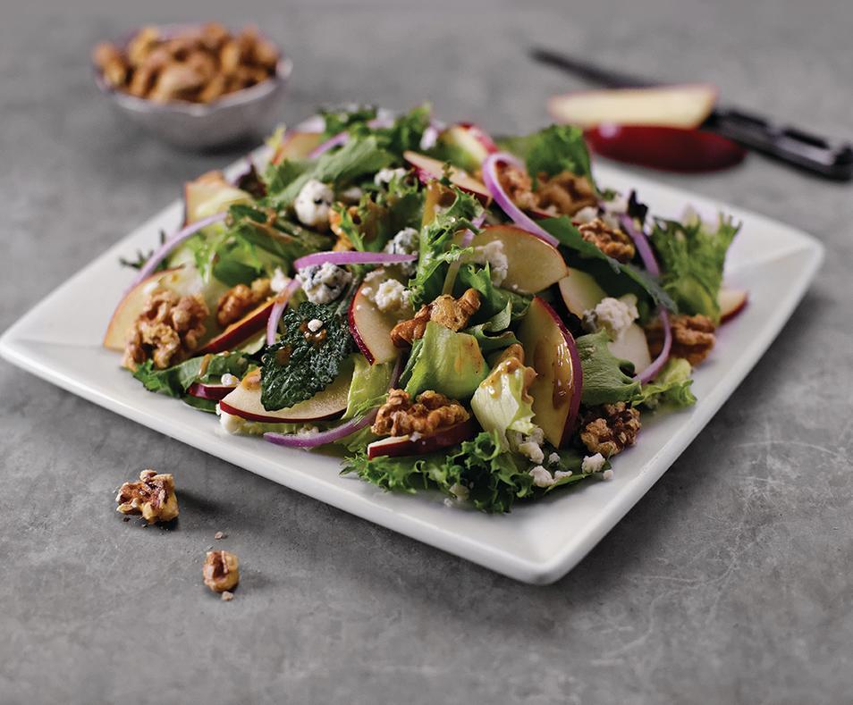 Ruth's Chris apple walnut salad
