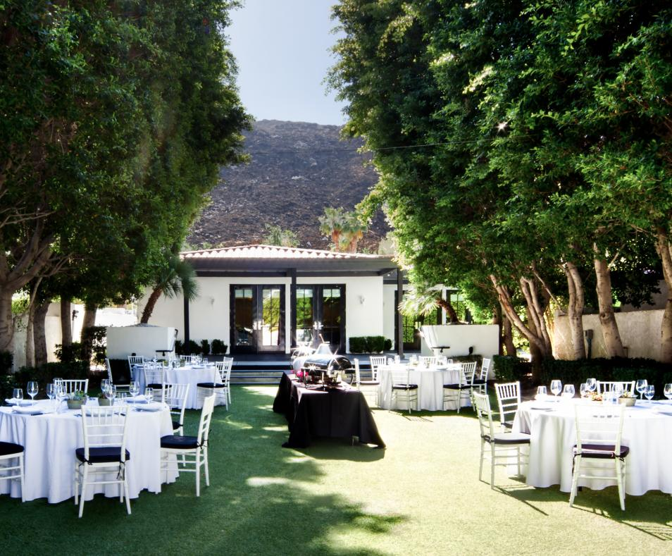 Meetings at the Avalon Hotel Palm Springs