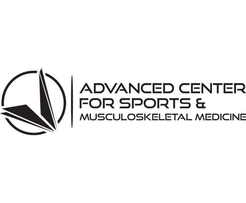 Advanced Center for Sports logo