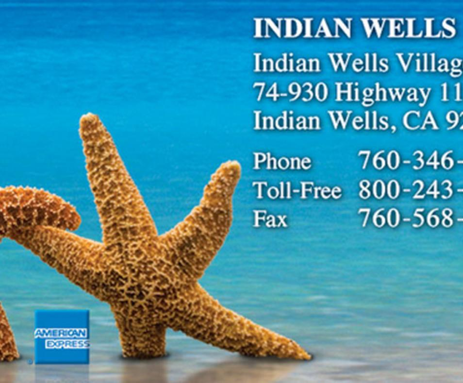 Anderson Travel / Indian Wells