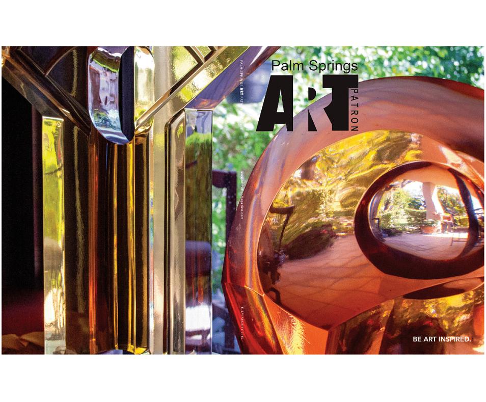 Art Patron Magazine July/August 2018