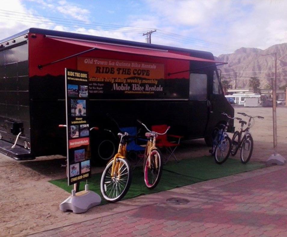 Old Town La Quinta Bike Rentals