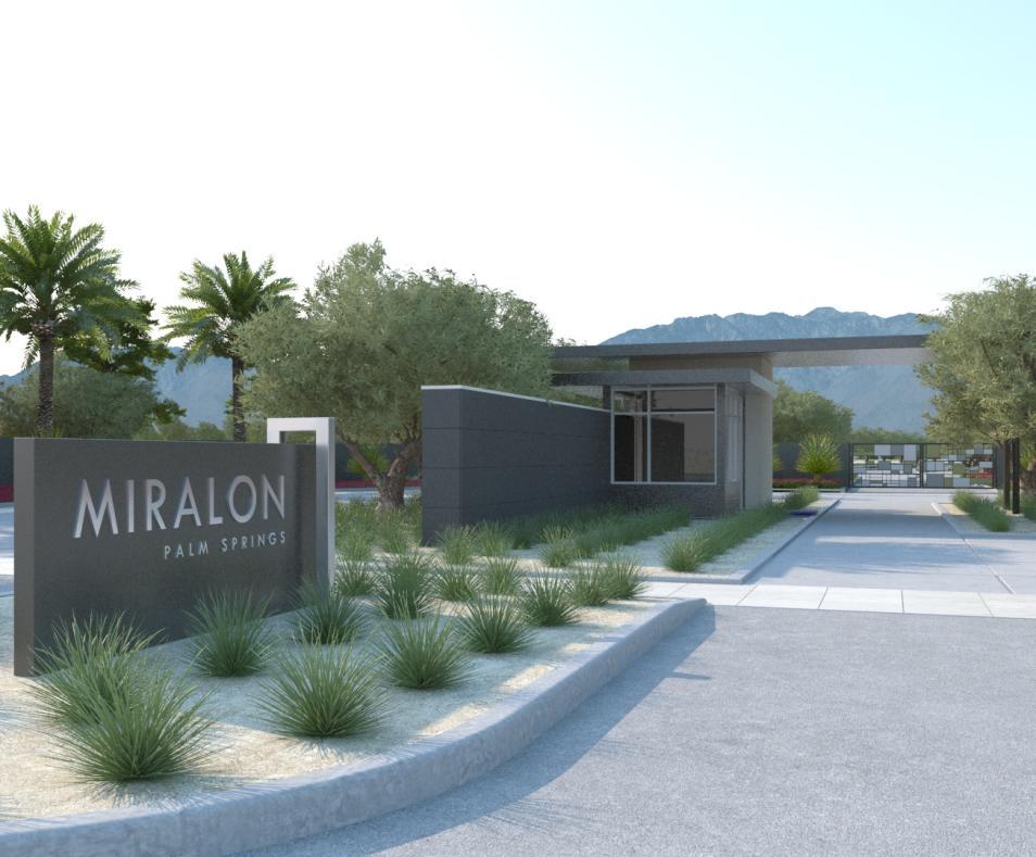 Miralon Guard Gate Entrance