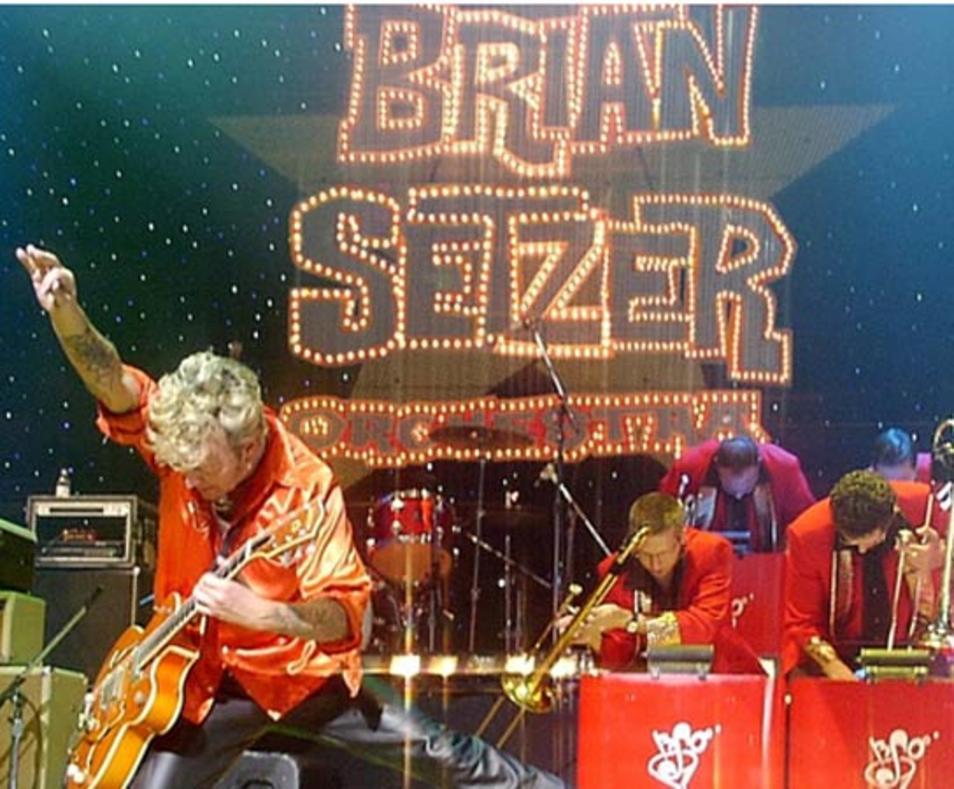 Brian Setzer Orchestra: Christmas Rocks Tour