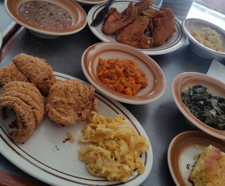 Brown's BBQ & Soul Food