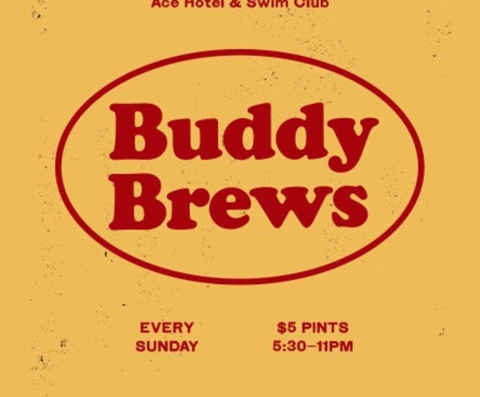 OFFER: Buddy Brews