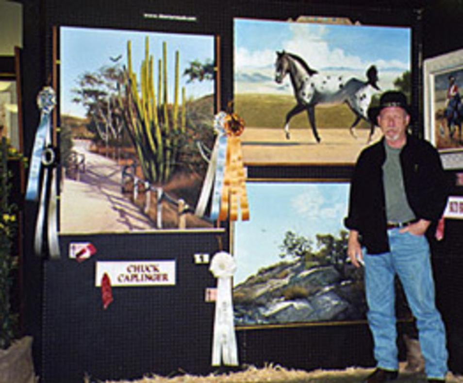 Chuck Caplinger