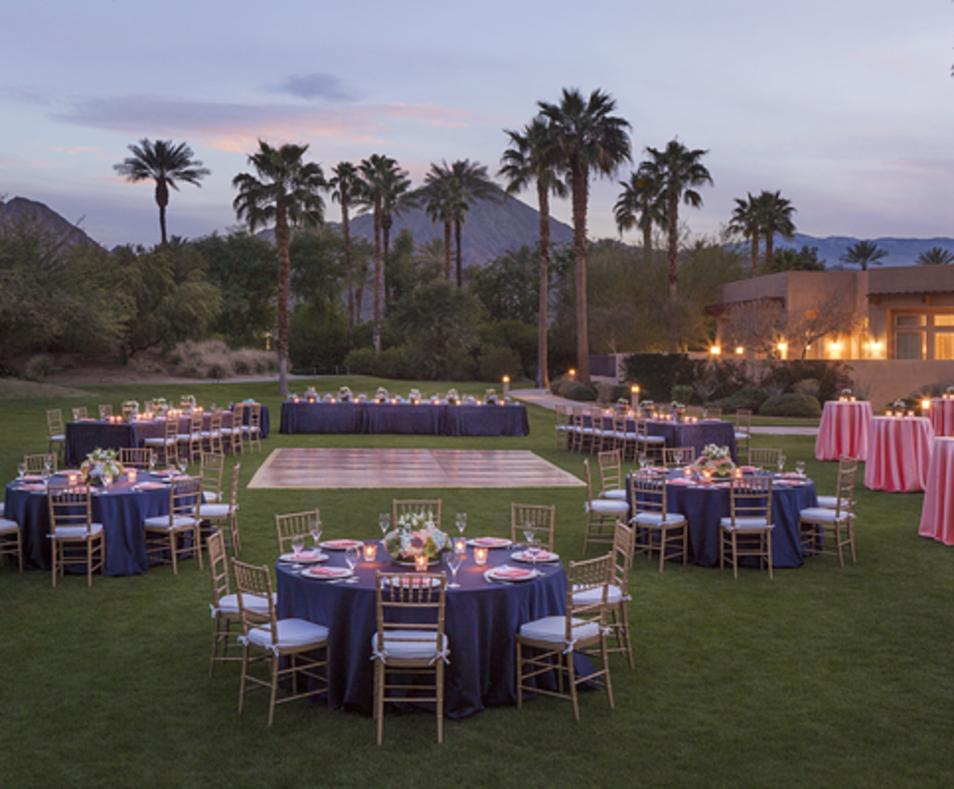 Hyatt Regency Indian Wells Celebrity Lawn