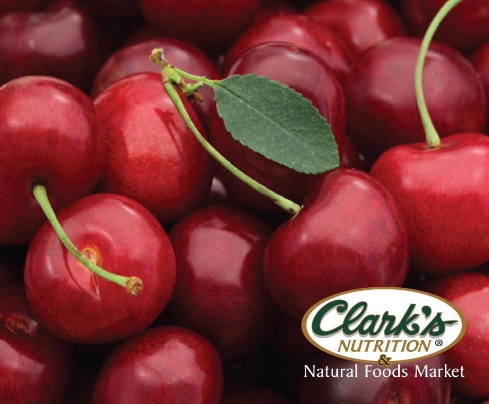 Clark's cherries