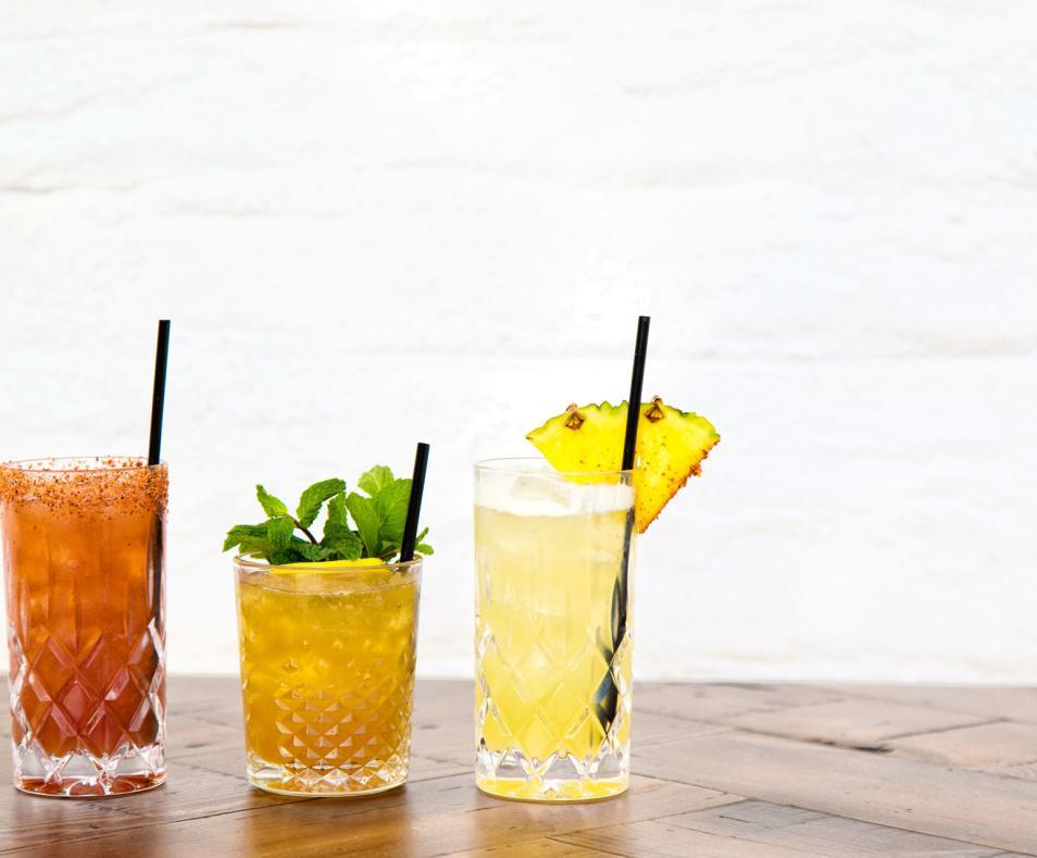 Draughtsman cocktails