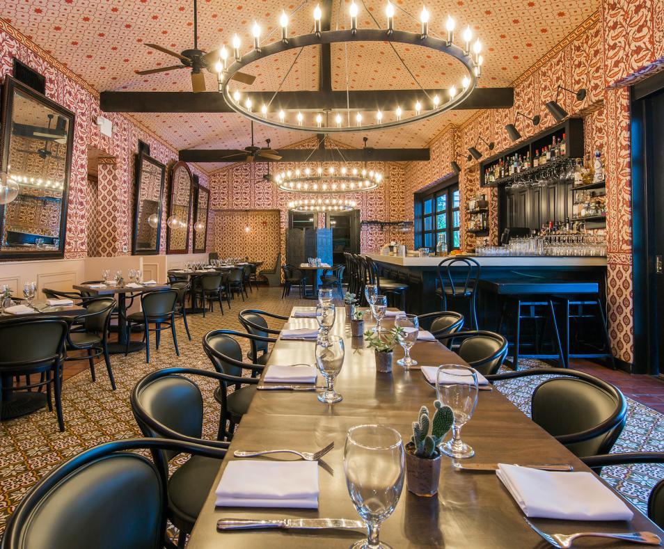 Purple Palm Restaurant