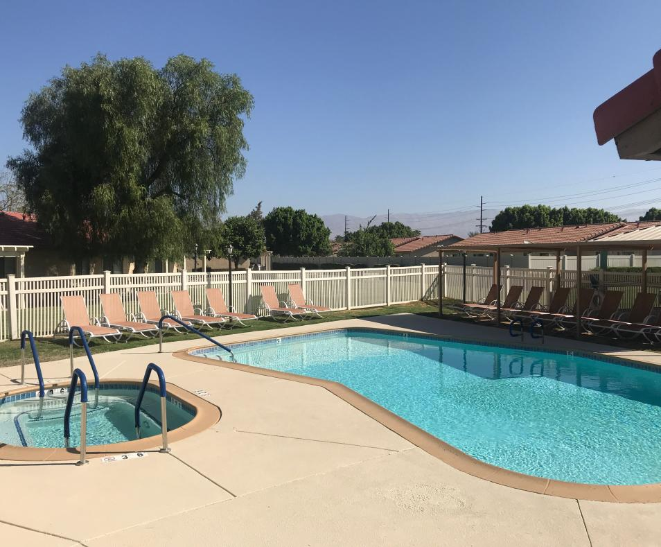 Cooper Pool Area