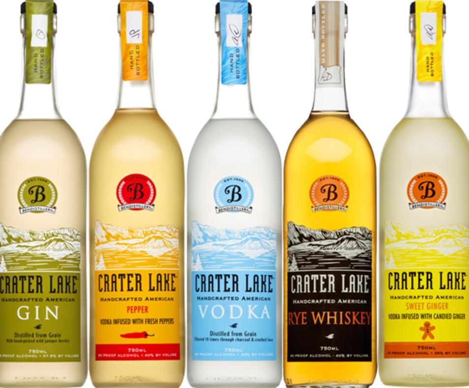 Crater Lake Vodka / Bendistillery, Inc.