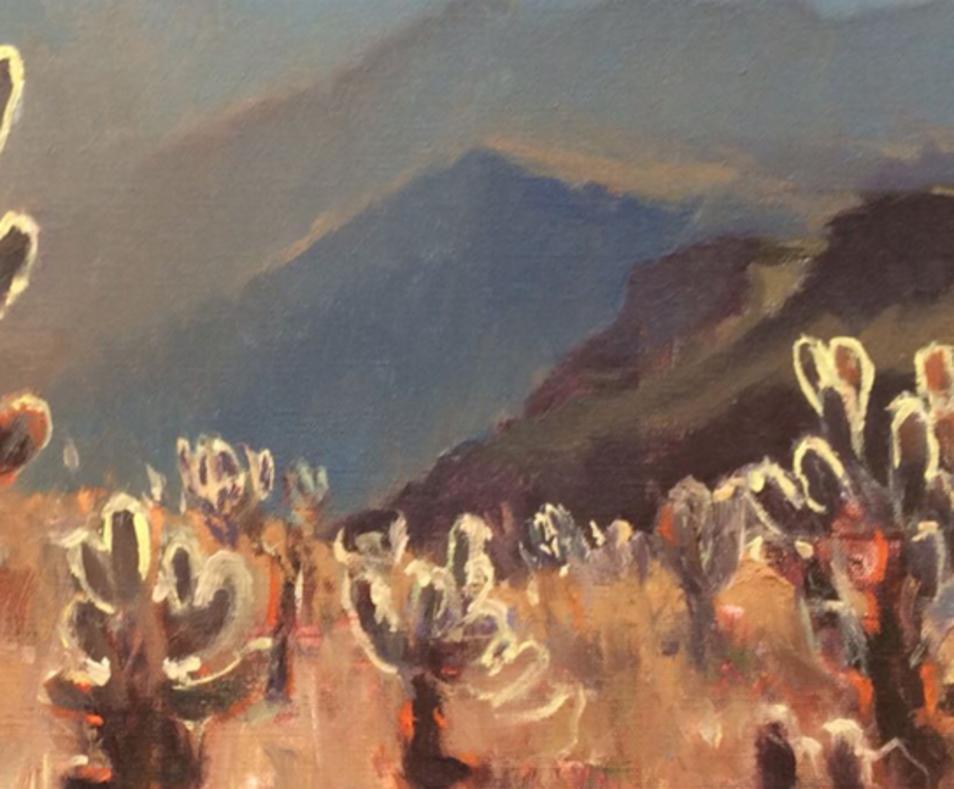 Desert Painter Studio Gallery