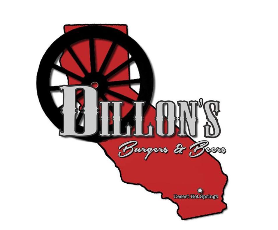 Dillon's Burgers & Beer logo