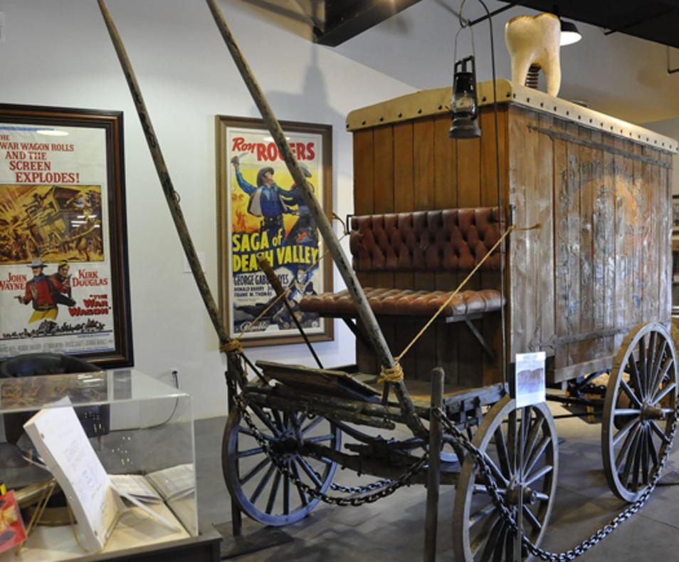 Wagon from Django Unchained