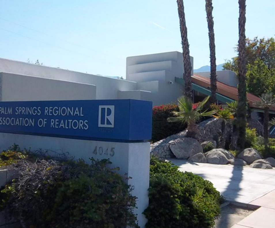 Palm Springs Regional Association of REALTORS®