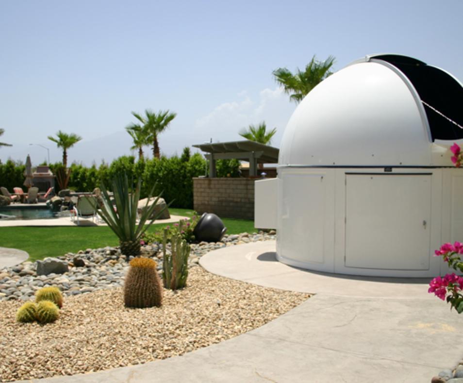 GarganOptics Observatory