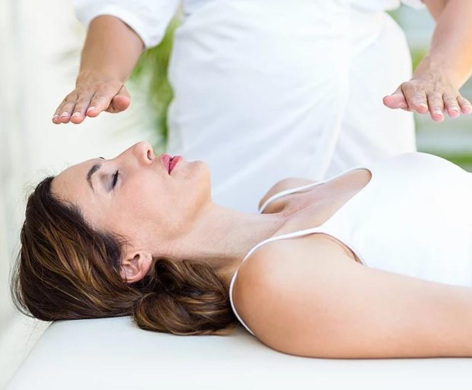OFFER: Energy Healing Hands
