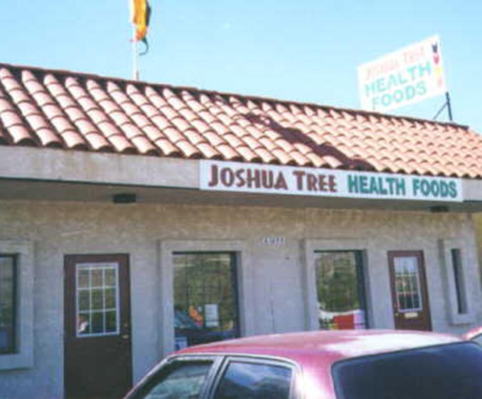 Joshua Tree Health Foods