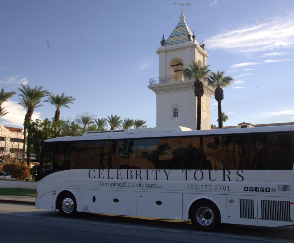 Celebrity Tours - The Tall Bus