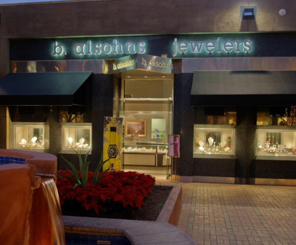 B Alsohns Jewelers