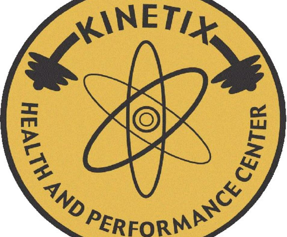 Kinetix Health and Performance Center logo