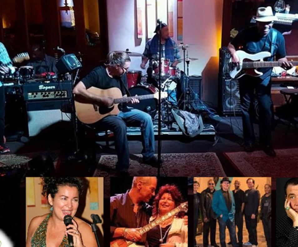 Music Lounge at Vicky's of Sante Fe