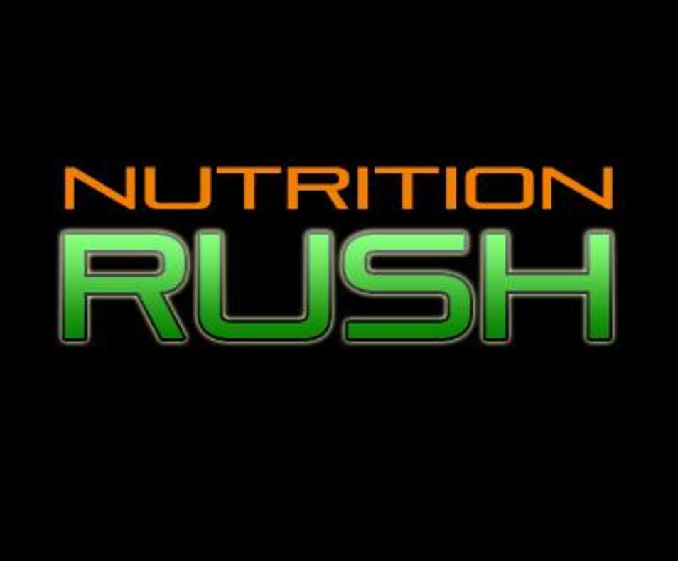 Nutrition Rush logo