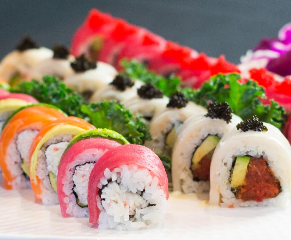 OFFER: Sushi