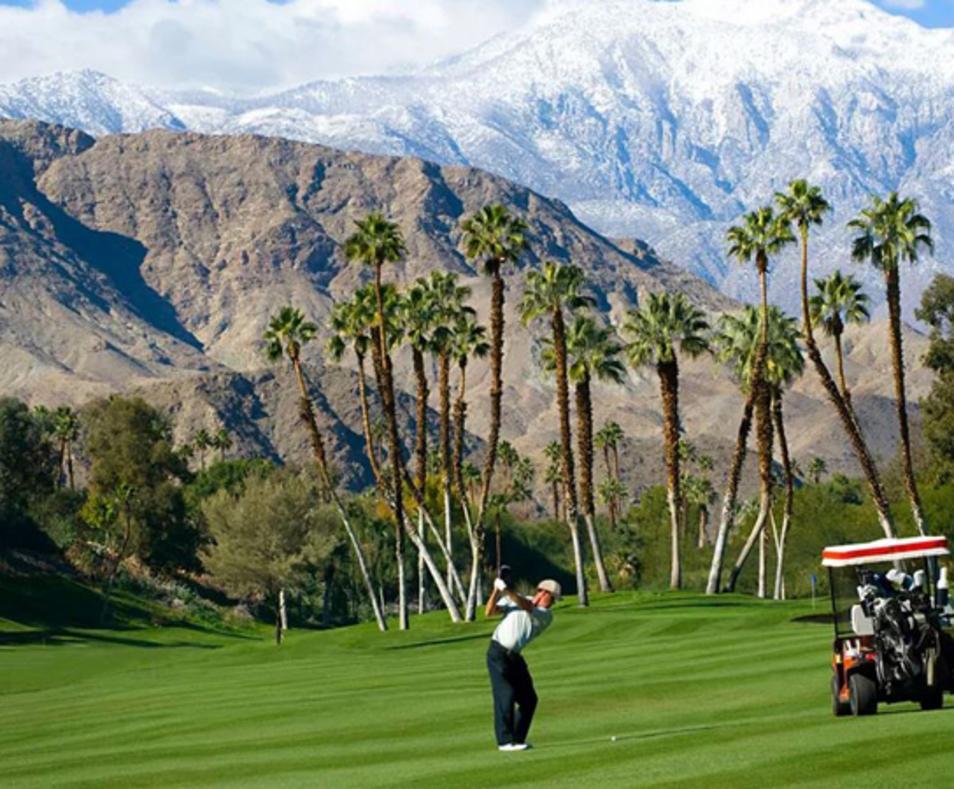 Omni Rancho Las Palmas Golf