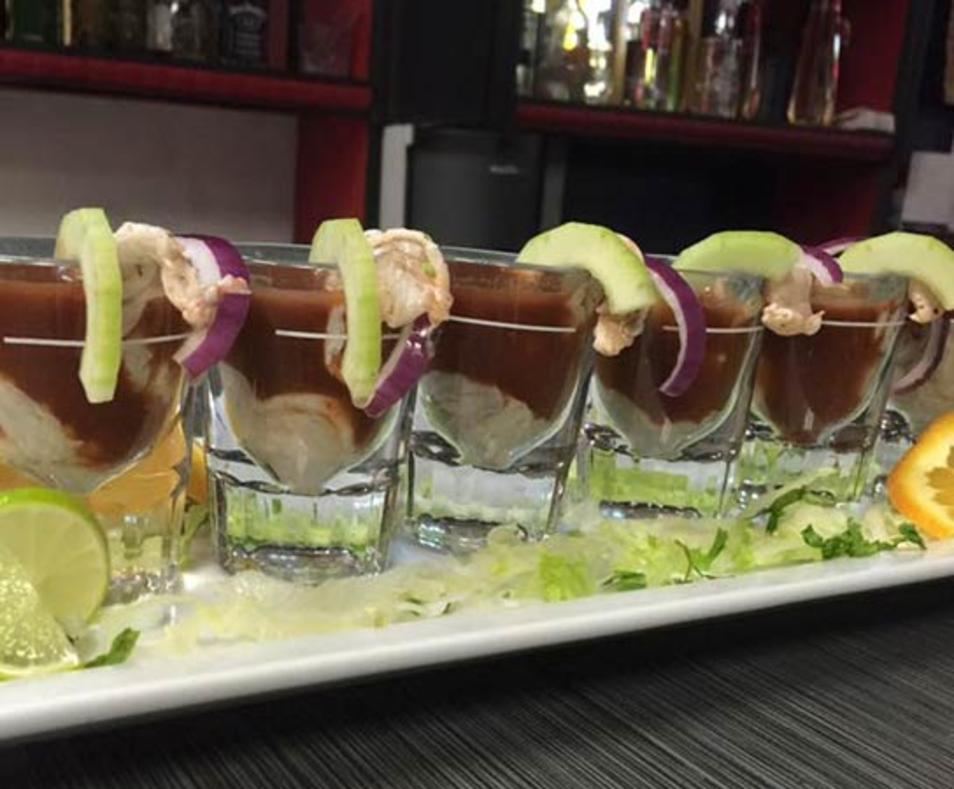 Oyster Shots
