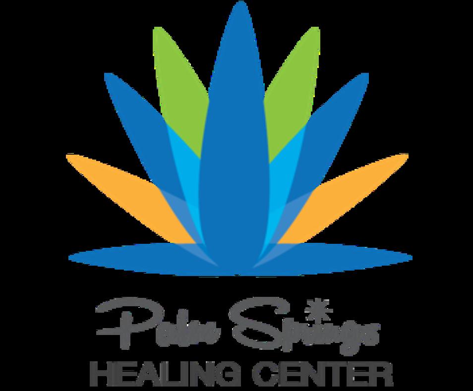 Palm Springs Healing Center logo