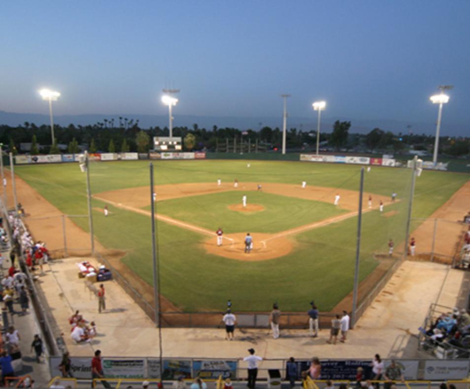 Palm Springs Power Baseball