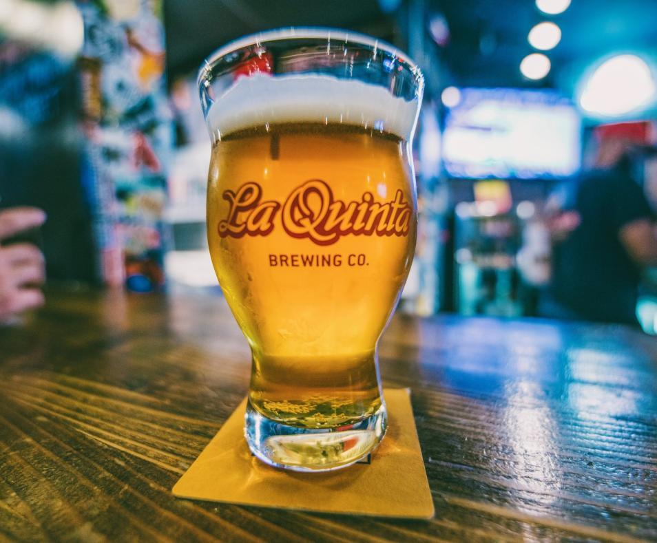 La Quinta Brewing Co. Palm Springs