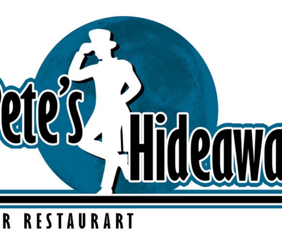 Pete's Hideaway Logo