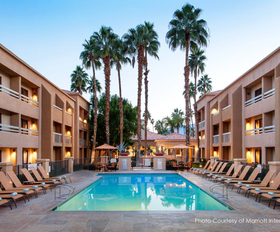 Courtyard by Marriott PS Pool