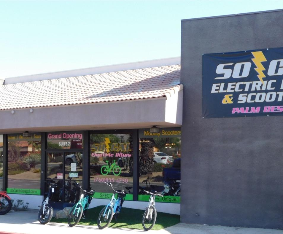 So Cal Electric Bikes & Scooters