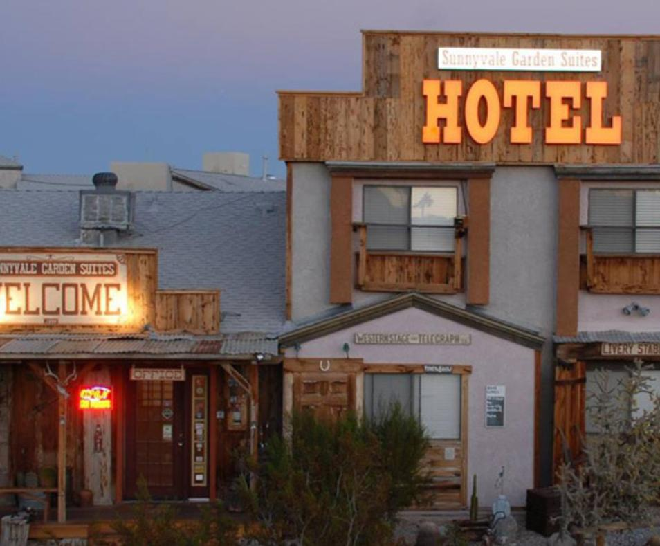 Sunnyvale Garden Suites Hotel