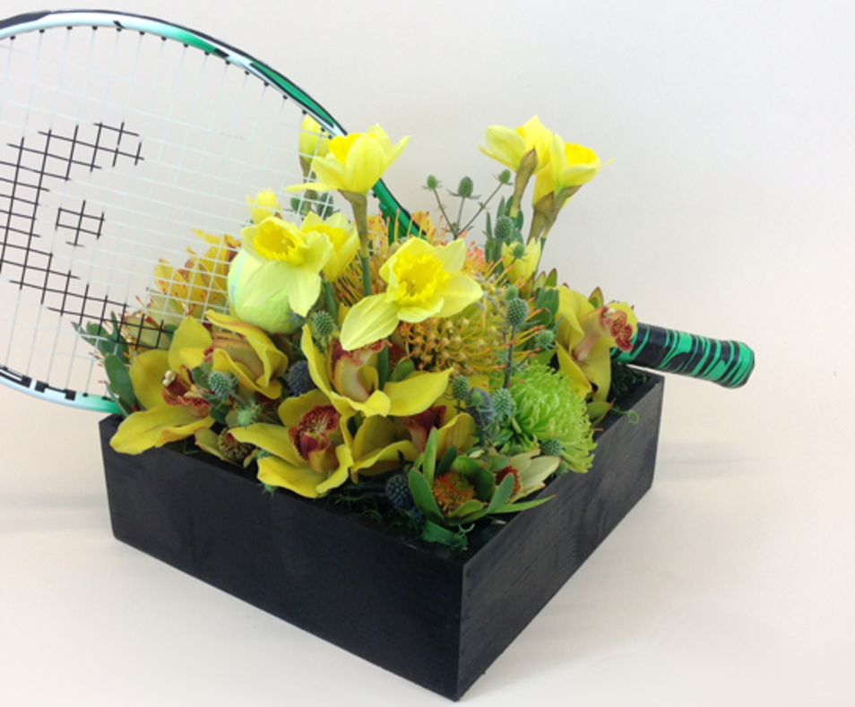 Racquet Arrangement
