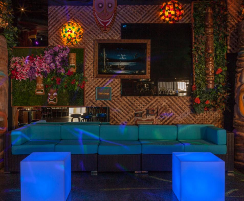 Toucans Tiki Lounge