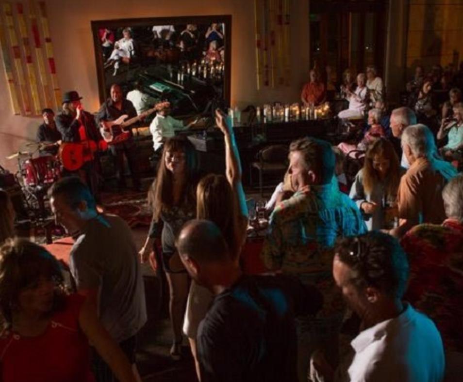 Music Lounge Vickys of Santa Fe