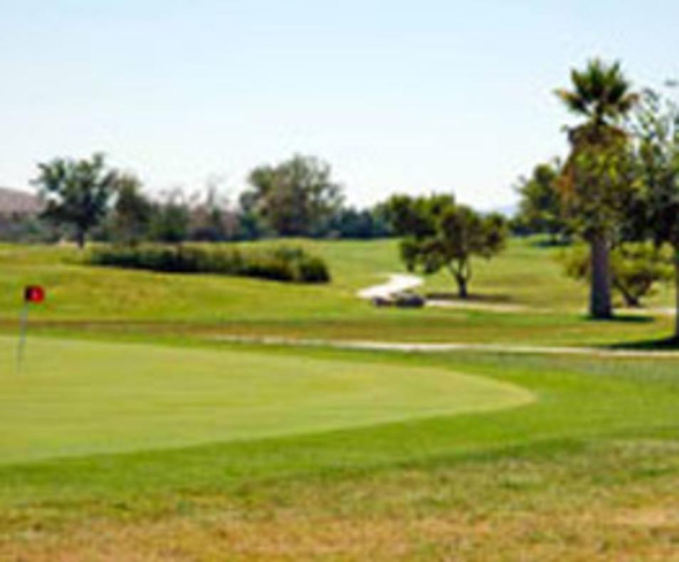 China Lake Golf Course