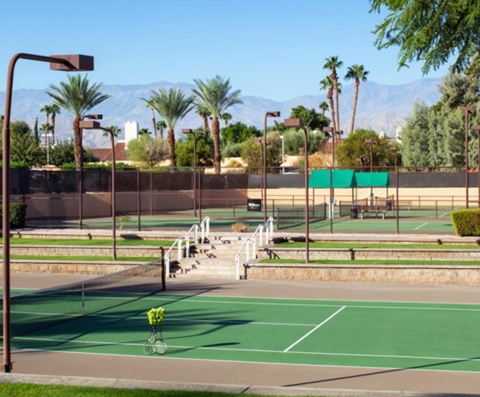 The Westin Mission Hills Tennis Club