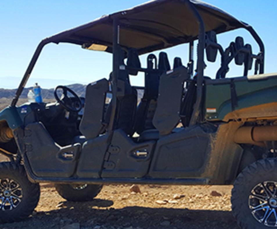 6 seater Viking ATV